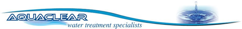 Water Treatment Specialists – Aqua Clear LLC Logo